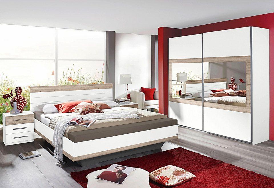 rauch Schlafzimmer-Set (4 tlg) Jetzt bestellen unter   - schlafzimmer komplett