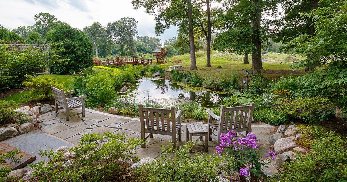 Wellfield Botanic Gardens, Elkhart, IN #INElkhartCo   Experience ...