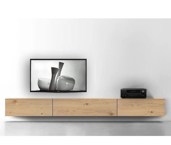 Livitalia Holz Lowboard Konfigurator 300 Cm Eiche Hell Mehr