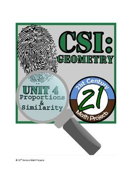 CSI: Geometry -- Similarity & Proportions -- Distance ...