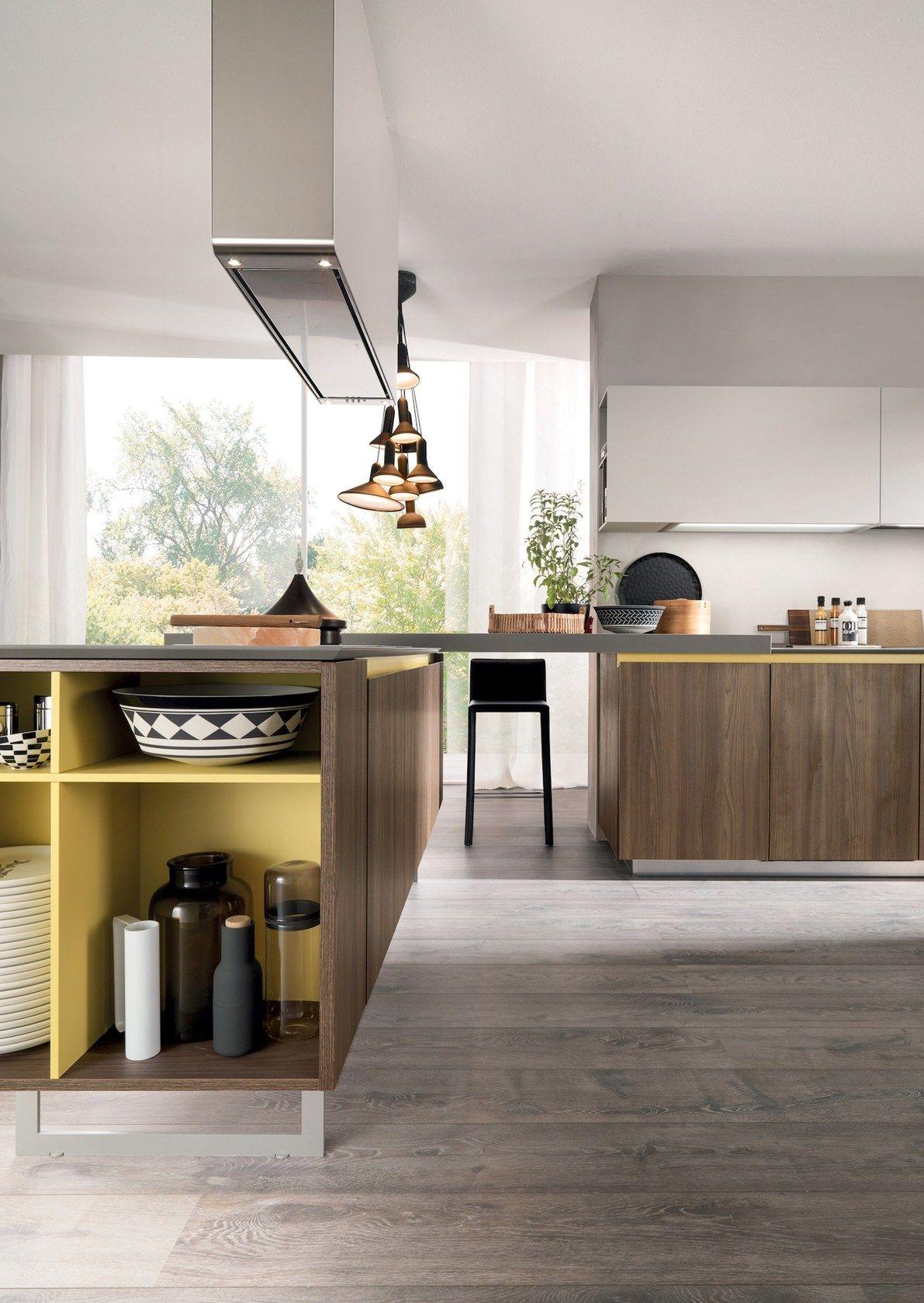 Personalità dinamica e gusto eco-friendly in cucina ...