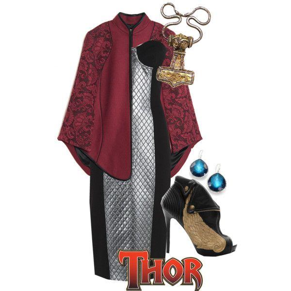 Fashion Inspiration; Thor