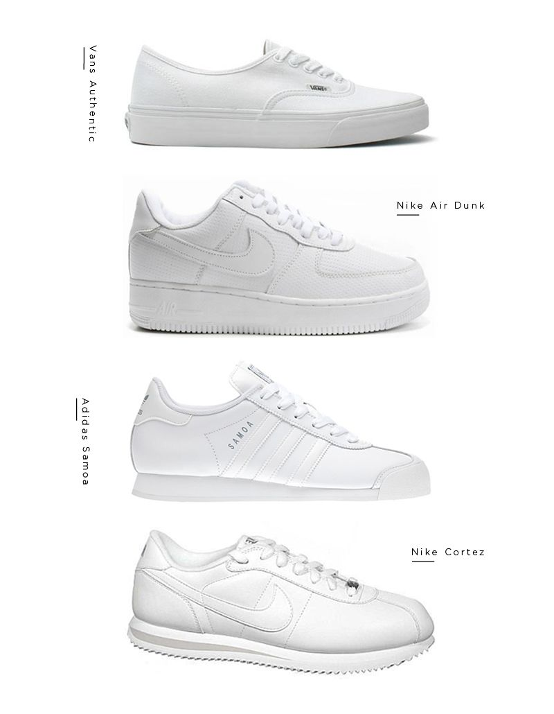 Why so many fashion related posts this week  I think it s the change of  seasons making me want some new things for my wardrobe. And new white  sneakers 6378dbd4ed0