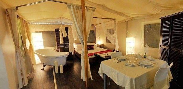 Crippa Concept – Mobilhomes, Ideas & Design for your Camping – Lodgetent: la légèreté d'unetente avec le confort d'un appartement