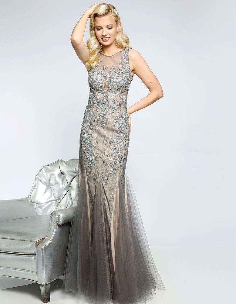 Great gown for a Gatsby themed Prom or party. $400 | Jovani Gowns We ...
