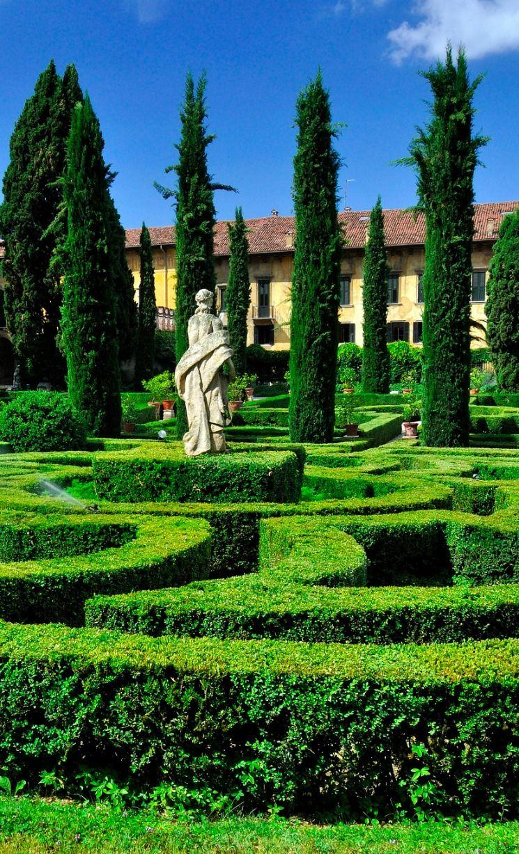 Verona giardini giusti travel the world italian for Garden giardini