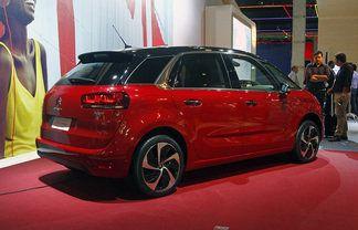 Citroën lança C4 Picasso reestilizada a partir de R$ 118.900