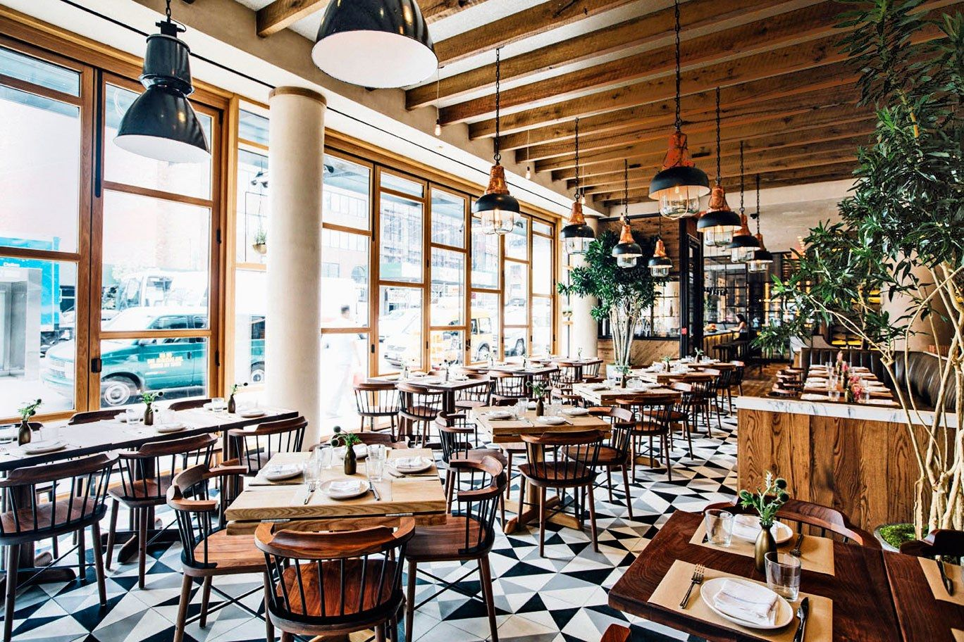 Most Stylish Restaurants In New York Restaurant New York