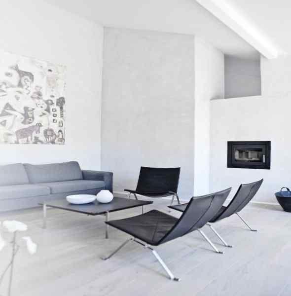 Glitter en Glamour Kleur en Interieur Tips Zwart wit interieur ...