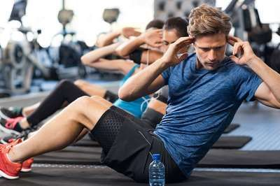 20 The 20 best abdominal exercises for beginners and professionals -  The best abdominal exercises  - #abdominal #beginners #exercises #fitnessstudiogerätepo #gerätefürpo #gerätepofitnessstudio #pogerätefitnessstudio #professionals