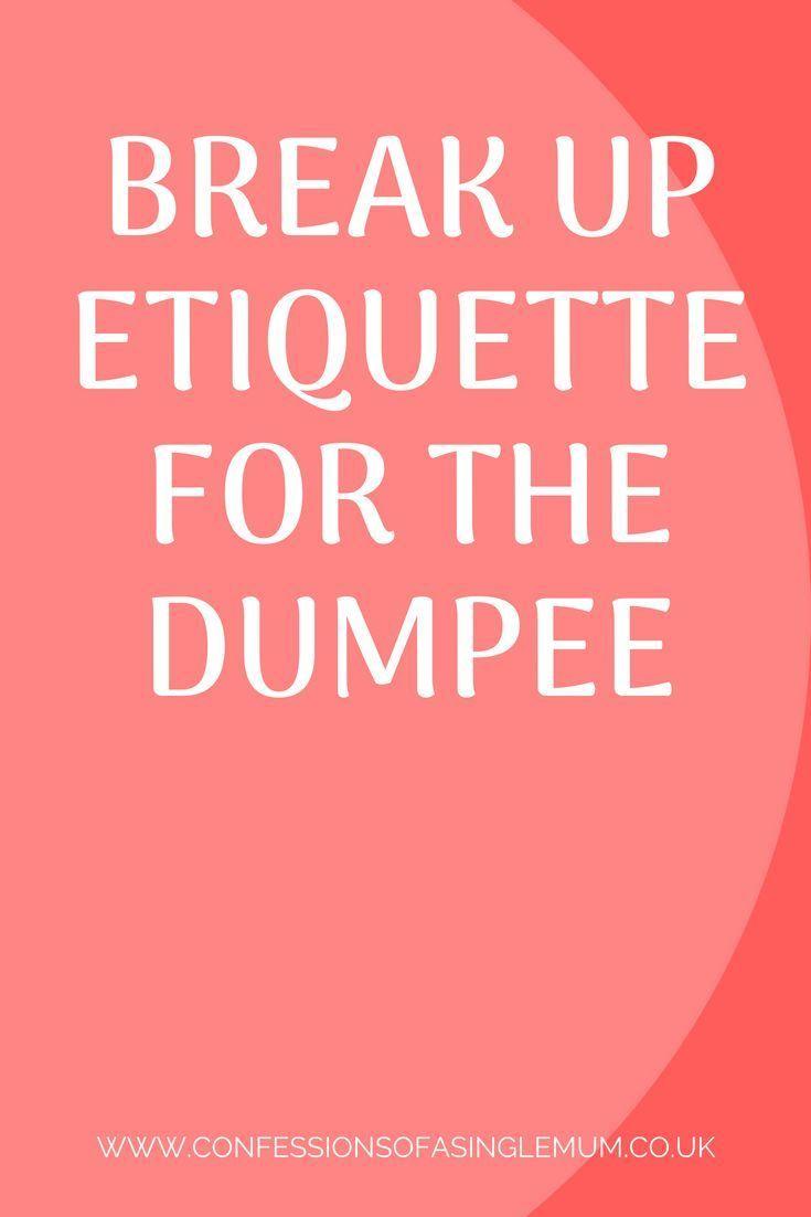 Dumpee dating