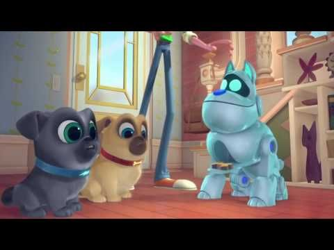 Puppy Dog Pals Trailer Youtube Dogs And Puppies Disney Junior
