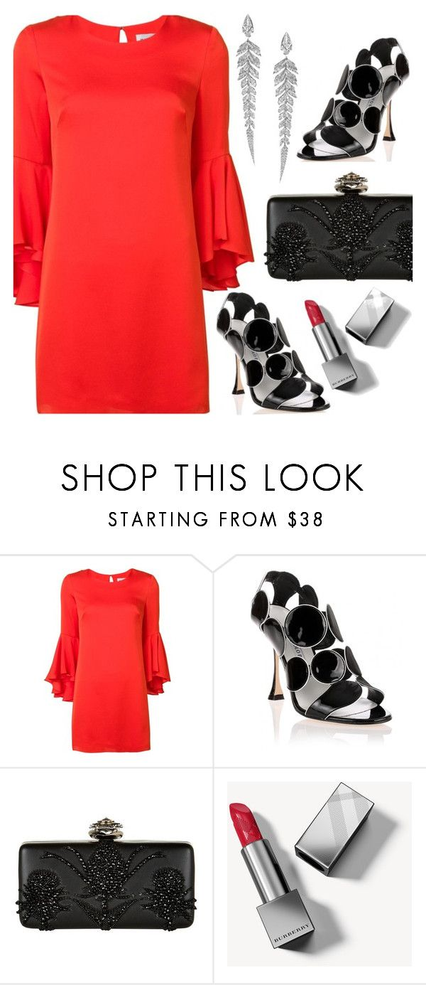 dress - How to shoes red wear polyvore video