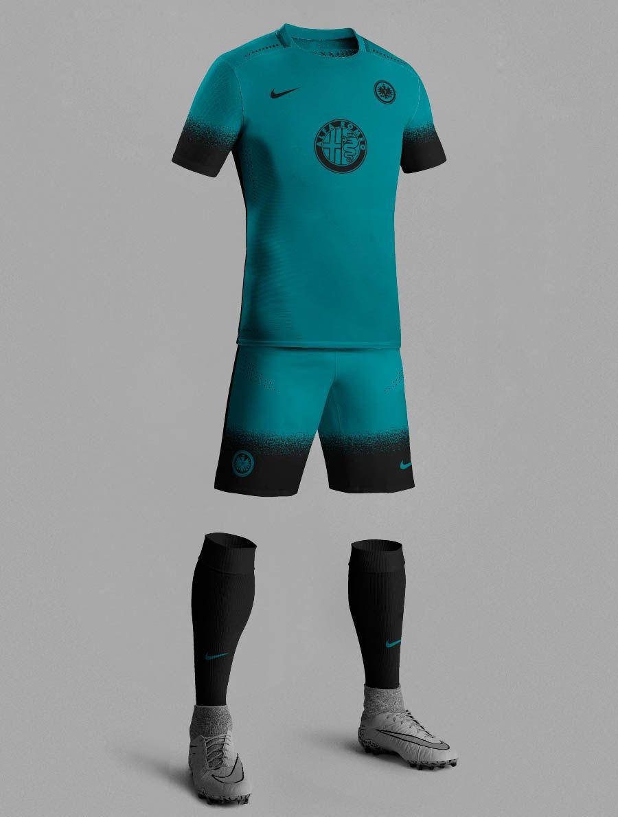 Nike 15-16 Third Kit Inspired Football Kits  afca5f12ecd
