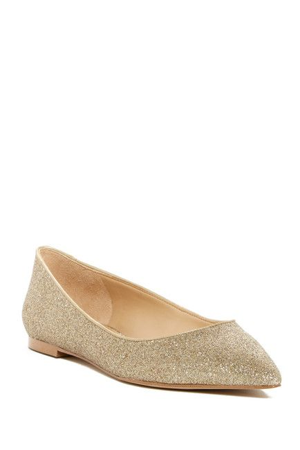 521464802686c Image of Sam Edelman Rae Pointed Toe Glitter Flat