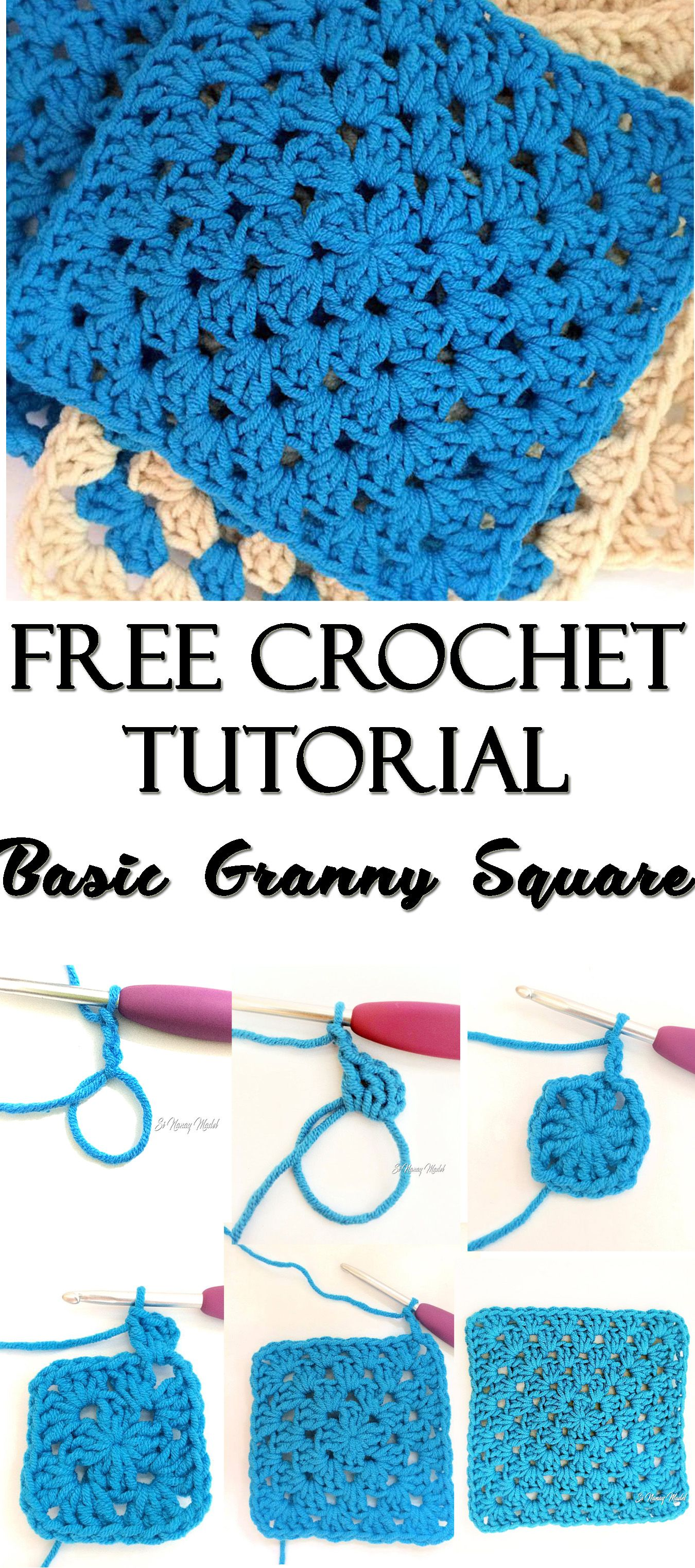 Basic granny square tutorial my hobby is crochet collaboration basic granny square tutorial bankloansurffo Image collections