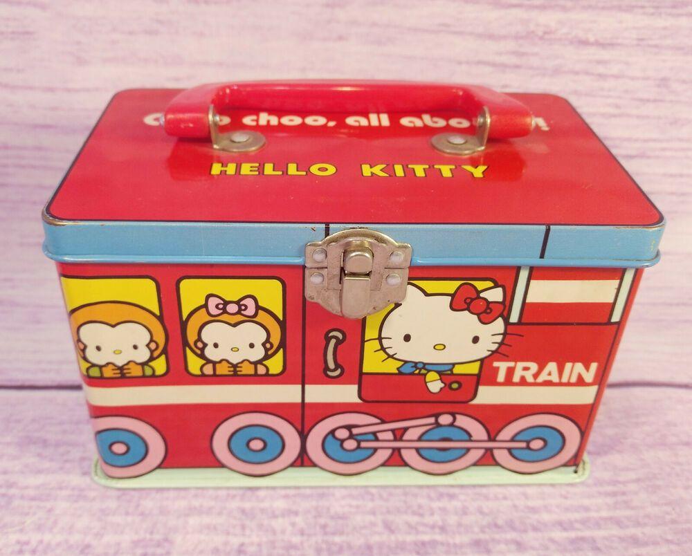 Vintage Style Hello Kitty W/ärmflasche