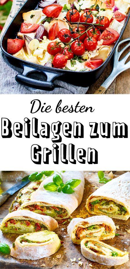Beilagen zum Grillen - Salate, Dips und Co. | LECKER
