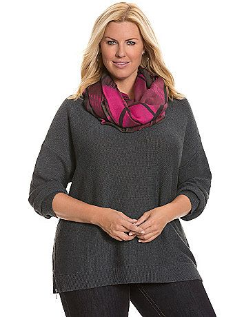 Women's Plus Size Sweaters & Cardigans | Lane Bryant