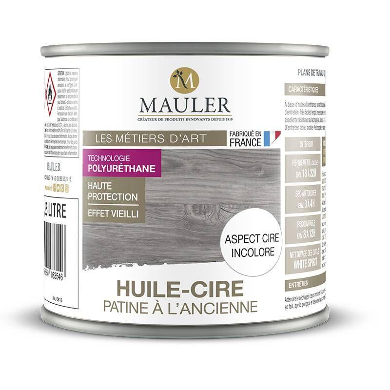 L\u0027huile-cire patine à l\u0027ancienne Mauler est une à base d\u0027huiles d - comment patiner un meuble en merisier