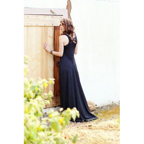 Schnittmuster: Mission Maxi Dress | Jamie Christina - Mission Maxi ...