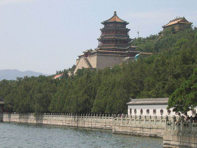 Summer Palace Beijing, China    So cool.  Loved going here.
