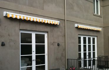 Lewens Family Basic Folding Arm Awning Outdoor Awnings Retractable Awning Outdoor Blinds