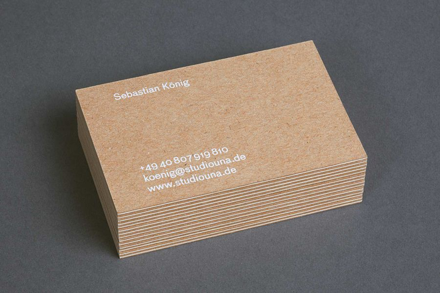 New Brand Identity For Studio Una Bp O Graphic Design Cards Business Card Branding Business Cards Creative