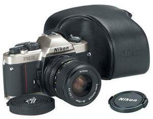 Refurbished Nikon FM-10 35mm SLR Camera w/35-70mm F3.5-4.8 Lens - Refurbished by Nikon USA 1689B