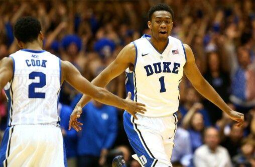 finest selection e75bc a3382 Quinn Cook and Jabari Parker | Duke Basketball - Quinn Cook ...