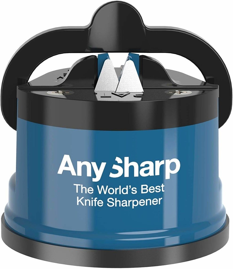 how to sharpen a serrated knife with lansky