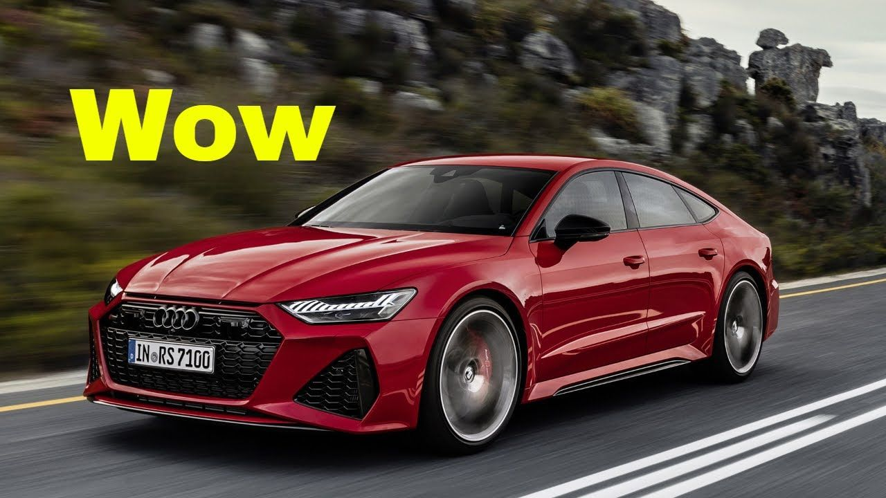 2021 Audi RS7 Sportback Quick Overview Features