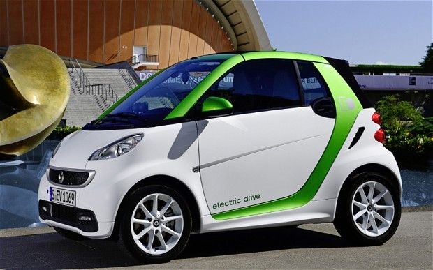 My New Car Smart Electric