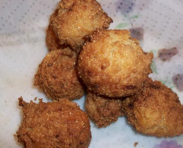 Hush Puppies Made Easy Recipe Fave Recipes Recipes Easy