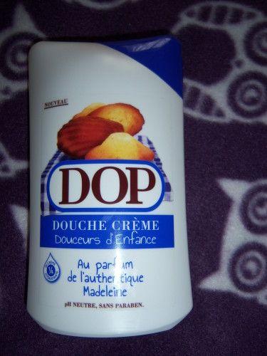 Douche crème à la madeleine de DOP Douche, Creme et Gel