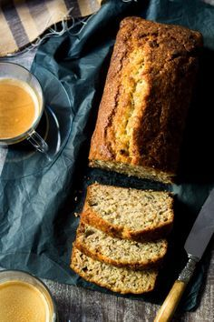 Best Olive Oil Banana Bread #oliveoils