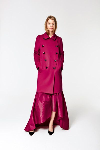 Enviable Outerwear Courtesy of Pre-Fall 2016 | Escada