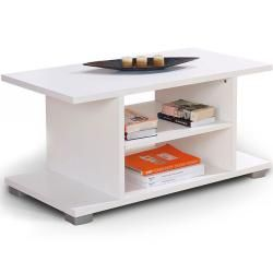 Photo of Jugendzimmer – Tv-unterschrank Gabriel 05, Farbe: Weiß – 50 x 100 x 50 cm (H x B x T) Easy Möbel