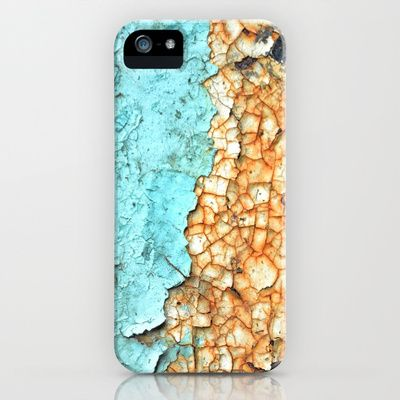 Two Faced iPhone & iPod Case #photography #rust #rusty #teal #aqua #mint #turquoise #rusted #old #weathered #metal #paint #peel #pattern #shape #texture #two #ugly #dirty #vintage #steel #richcaspian #rich #caspian #iphone #case #cover #phone #iphonecase #iphonecover #samsung #galaxy #s4