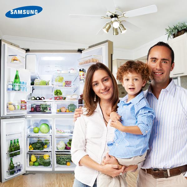 Vivir en pareja es más fácil cuando tienes un #T9000 de #Samsung.