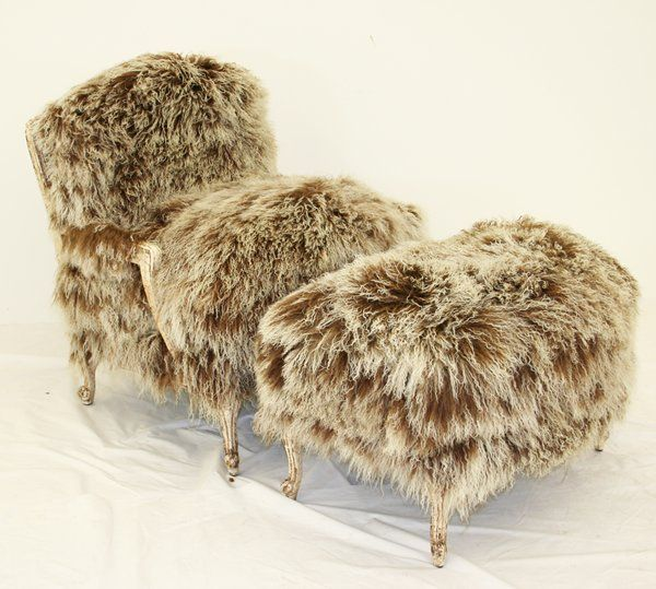 Is this not an outrageous bergere chair?