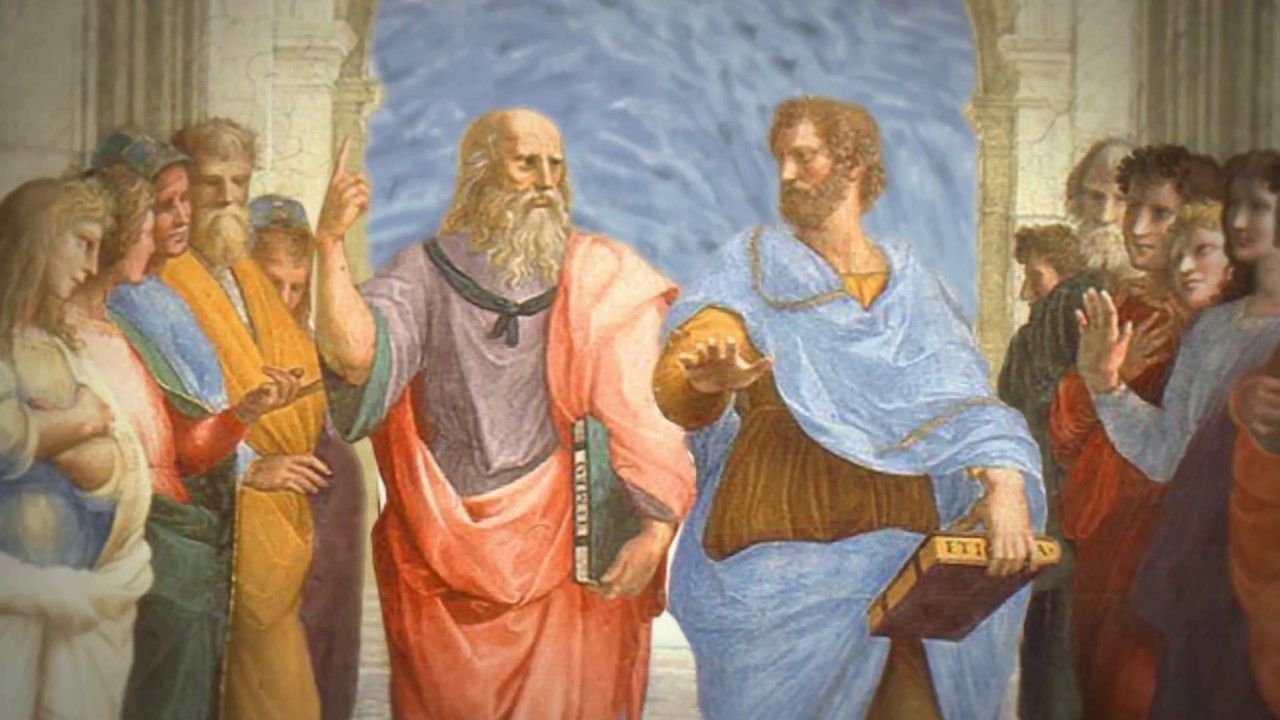 History of art animation school of athens allegory of