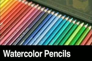 Watercolor Pencils Tutorials Watercolor Pencil Art Watercolor