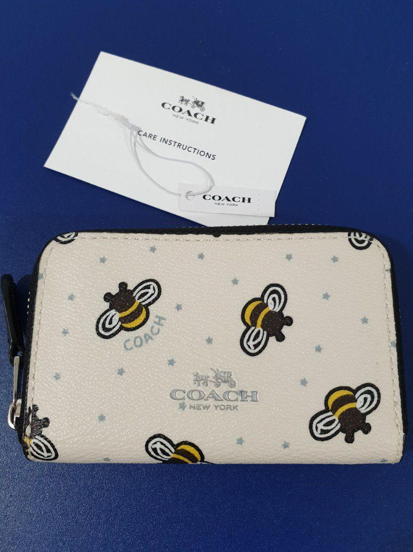 Buy Coach Small Wallet In Singapore Singapore Cute Bees Get