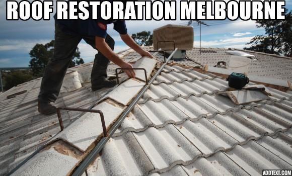 Roof Restoration Melbourne Roof Makeover Specialist Roof Restoration Roof Leak Repair Restoration