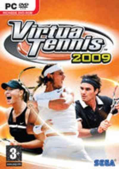 Virtua Tennis 2009 Xbox 360 Wii Latest Video Games