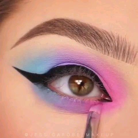 Beautiful Eye Makeup Tips 😍👌