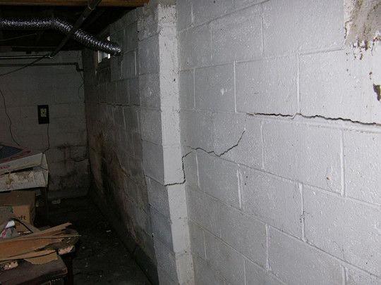 Foundation Repair Foundation Repair Diy Foundation Basement Walls