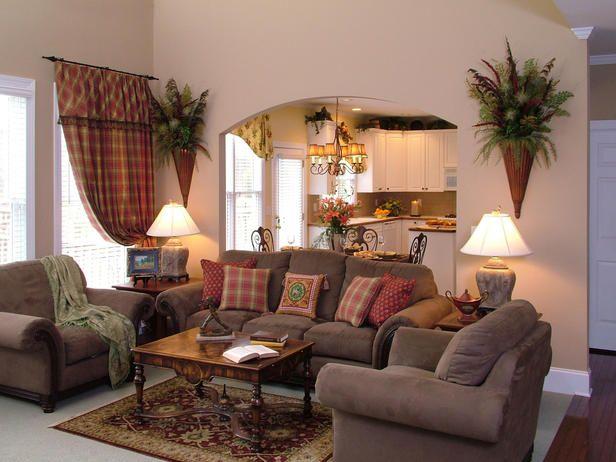 Traditional Living Rooms Ann Wisniewski Designer