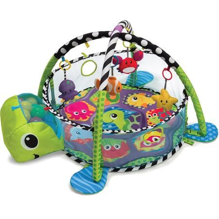 Infantino Grow-with-Me Activity Gym & Ball Pit - Walmart.com